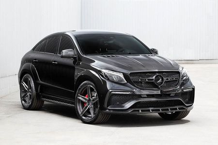 TopCar do noi that Mercedes GLE Coupe phong cach ca sau do - Anh 16