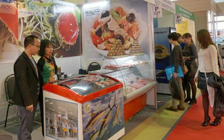 Viet Nam tham gia WorldFood Moscow 2016 - Anh 1