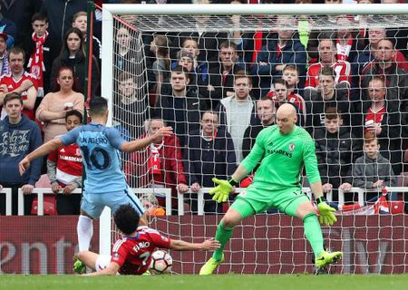 TRUC TIEP Middlesbrough 0-2 Manchester City: Man City ap dao hoan toan (Hiep 2) - Anh 2