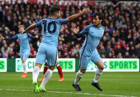 TRUC TIEP Middlesbrough 0-2 Manchester City: Man City ap dao hoan toan (Hiep 2) - Anh 4