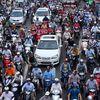 Mô tô, xe máy bán ra thị trường bắt buộc phải dán nhãn năng lượng từ 2020
