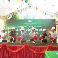 Công ty CP Nha Thiu niên Tin Phong xây nhng cây cu ni hai b yêu thng