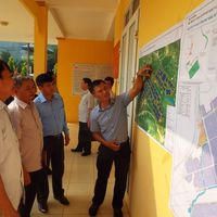 Hòa Bình: Công b iu chnh quy hoch chi tit xây dng t l 1/500 KCN Mông Hóa