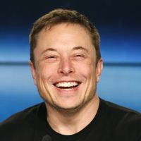 'T phú công ngh' Elon Musk công b d án ngh thut ngoài v tr