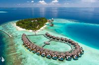 Hp dn chui ngc trai Maldives gia n  Dng