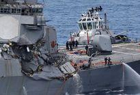Nghi vấn thủy thủ USS Fitzgerald bị 'chôn sống' trong phòng ngập nước