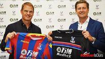 Crystal Palace bổ nhiệm cựu danh thủ Hà Lan thay Sam Allardyce