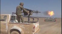 Quân đội Syria càn quét khủng bố ở biên giới Lebanon, chiến tuyến FSA sụp đổ (video)