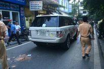 Hà Nội: Cháu bé gần 2 tuổi bị xe Range Rover tông tử vong