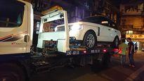 Đã tìm được chủ nhân chiếc Range Rover đâm chết bé trai 19 tháng tuổi
