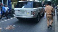 Tình tiết mới vụ xe Range Rover tông chết bé trai