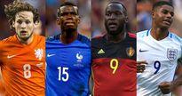 Danh sách 16 ngôi sao MU góp mặt ở loạt trận Vòng loại World Cup