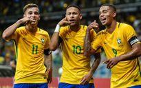 ĐT Brazil và các đại diện đã chính thức góp mặt tại World Cup 2018