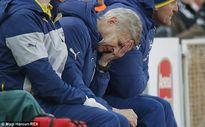 Sợ thua Bournemouth, Wenger cầu xin CĐV Arsenal ủng hộ