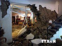 Hiện tượng động đất hình thành như thế nào?
