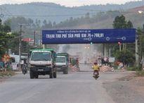 Đồng Nai kiến nghị dời trạm thu phí 'đặt sai vị trí'