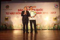 13 tác phẩm báo chí đạt Giải báo chí toàn quốc 'Tự hào Nông dân Việt Nam'
