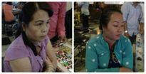 Hai nữ quái tham gia tổ chức đánh bạc trá hình bằng game bắn cá