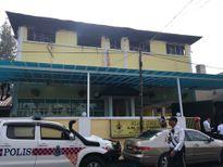 Cháy trường học ở Malaysia, 25 người chết