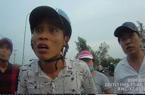 Vụ CSGT 'rút súng': Một người bị điều tra tội chống người thi hành công vụ