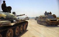 'Hổ Syria' tốc chiến đánh gục IS, quét sạch toàn bộ sa mạc Deir Ezzor - Raqqa (video)