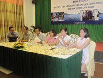 Hội thảo phát triển du lịch cộng đồng khu vực ven biển TP. Quy Nhơn
