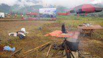 """Lễ hội """"Mừng cơm mới"""" của đồng bào Thái ở xã Tú Lệ, Yên Bái - năm 2017"""
