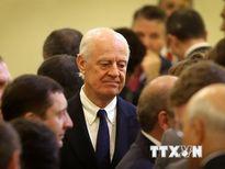 Đặc phái viên Liên hợp quốc kêu gọi nối lại đàm phán về Syria
