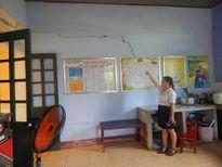 Thừa Thiên – Huế: Trường mầm non xuống cấp đe dọa an toàn cô và trò