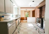 Cải tạo phòng bếp lỗi thời, cũ kỹ trở nên hiện đại, bền đẹp mãi với thời gian