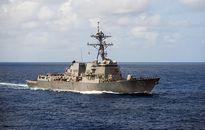 Chiến hạm Mỹ phá 'đường cơ sở thẳng' phi pháp Trung Quốc yêu sách ở Hoàng Sa
