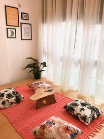 Rustic house – Căn hộ trắng hồng chiều lòng du khách
