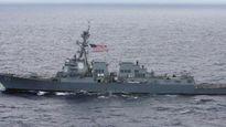 Tàu khu trục Mỹ tới rất gần Hoàng Sa, thách thức Trung Quốc