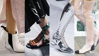 'Bắt sóng' ngay những đôi giày 'gây bão' trên sàn diễn Xuân Hè 2018 vừa qua