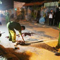 Truy bắt nghi phạm dùng dao đoạt 2 mạng người trong hỗn chiến