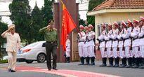 Bộ trưởng Tô Lâm làm việc với Công an và Cảnh sát PCCC Lâm Đồng