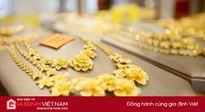Giá vàng ngày 17/10: Giá vàng tụt giảm theo đà thế giới