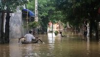 Hà Nội: Huyện Chương Mỹ thiệt hại hơn 100 tỷ đồng do bão lũ