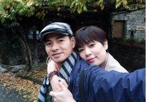 Vợ Xuân Bắc khéo léo 'giải oan' cho chồng trước tin đồn đánh vợ đổ máu