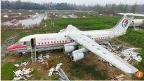 Doanh nhân tính biến máy bay 610 ngàn USD thành khách sạn, nhà hàng