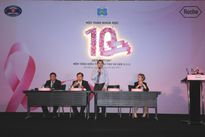 Nhiều tiến bộ trong điều trị ung thư vú tại Việt Nam