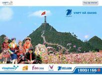 VNPT phủ sóng wipi miễn phí phục vụ Lễ hội Hoa Tam Giác Mạch 2017