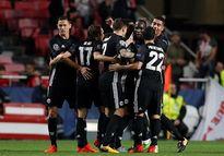 Vượt qua Benfica, M.U dẫn đầu tuyệt đối ở bảng A Champions League