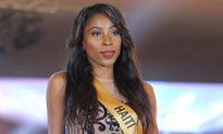 Người đẹp Haiti bật khóc vì mượn được váy thi hoa hậu ở Việt Nam