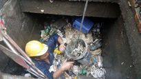Giải thích việc ngập nước bất thường trên đường Nguyễn Hữu Cảnh
