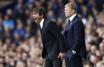 Antonio Conte, Ronald Koeman dẫn đầu cuộc đua 'mất ghế' tại Premier League