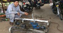 Tài sáng chế của một nông dân Việt khiến ông chủ Do Thái thán phục