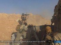 IS đột kích bất ngờ, 19 binh sĩ Syria thiệt mạng ở Deir Ezzor