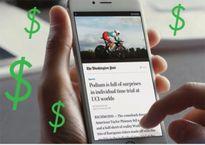 Facebook bắt đầu thử nghiệm dịch vụ 'đọc tin phải trả tiền'