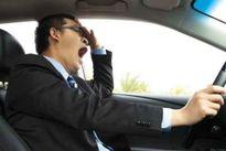 Các biện pháp 'đánh bay' cơn buồn ngủ khi lái xe